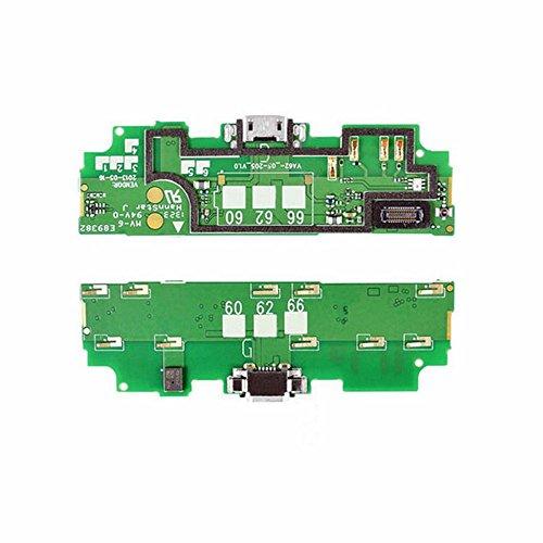 FLEX FLAT DOCK USB MODULO BASETTA CONNETTORE DI CARICA DOCK RICARICA MICROFONO per NOKIA MICROSOFT LUMIA 625