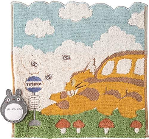 Marushin Mini toalla Studio Ghibli My Neighbor Totoro 25×25cm de Japón