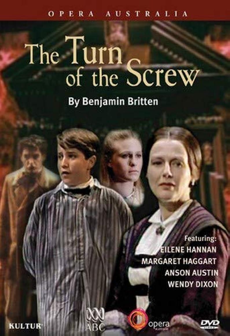Benjamin Britten - The Turn of the Screw / Eilene Hannan, David Stanhope, Opera Australia