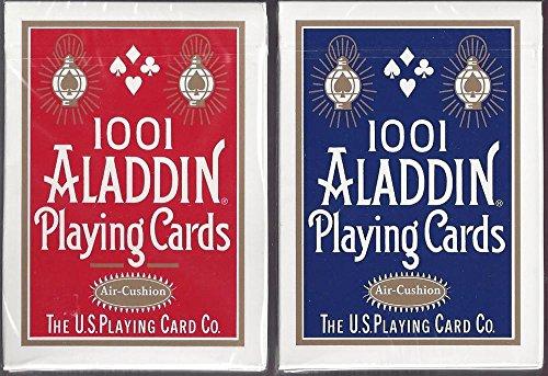 Preisvergleich Produktbild Spiel 1001 Aladdin Blue (Glatte Oberfläche)