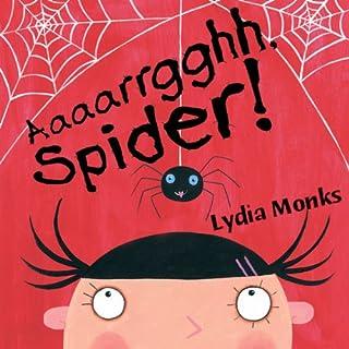 Aaaarrgghh, Spider! cover art