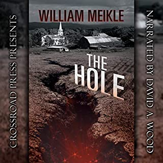 The Hole                   By:                                                                                                                                 William Meikle                               Narrated by:                                                                                                                                 David A. Wood                      Length: 6 hrs and 40 mins     29 ratings     Overall 4.2