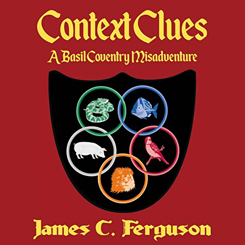 Context Clues audiobook cover art