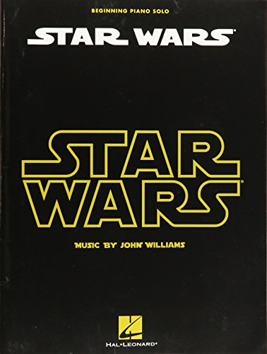 WILLIAMS, J: Star Wars for Beginning Piano Solo