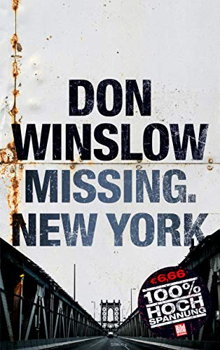 Missing. New York (BILD am Sonntag Thriller 2020)