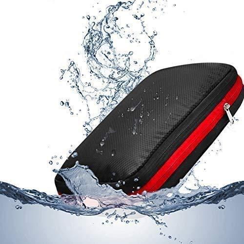 圧縮バッグ Luibor 大容量 防水 軽量 超便利 ファスナー圧縮で衣類スペース50%節約【 3パック】簡単圧縮 持ち運び便利 出張 旅行に適用 (ブラック)