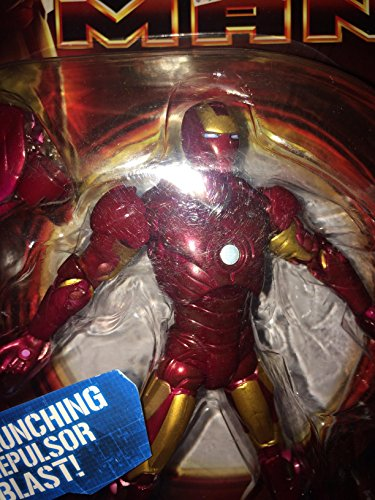 Hasbro Iron Man Movie Toy Series 1 Action Figure Iron Man Mark 03