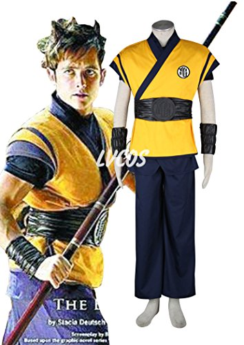 Lvcos Cosplay Costume Dragon Ball-Monkey King Uniform 3rd Gen