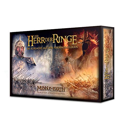 Middle Earth Strategy Battle Game Der Herr der Ring Die Schlacht auf den Pelennor-Feldern deutsch