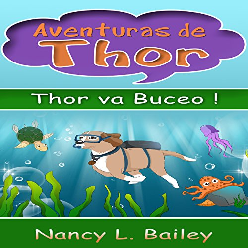 Thor Va Buceo! [Thor Goes Diving] audiobook cover art