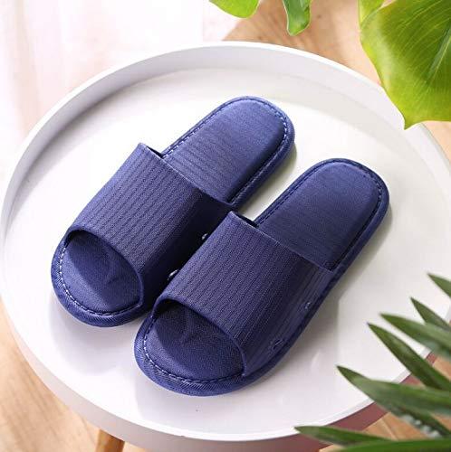 AK.SSI Pantoufles Unisexes Antidérapantes pour la Maison Intérieure Summer Home Pantoufles Intérieures Antidérapantes Chaussons dété