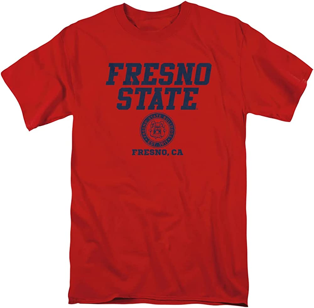 Fresno State University Official shopping Unisex Adult Collection T Shirt Gorgeous