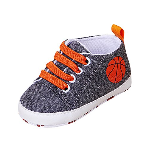 LIJUCH Fashion Children Baby Girls Boys Cloth Shoes Lightweight Running Sports Sneakers Soft Sole High-Top Boots