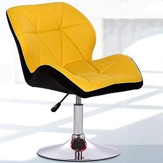 Las sillas de Escritorio Silla giratoria, Silla de la computadora Principal de elevación y giratoria Respaldo Silla de la Barra Restaurante Bar Ocio Silla giratoria Silla de Rodillas