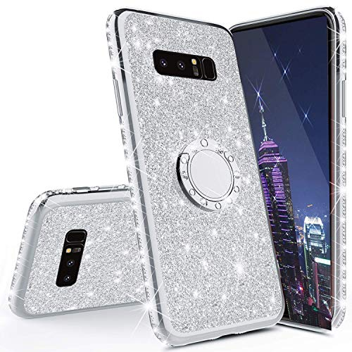 COTDINFOR Samsung Galaxy S7 Funda Glitter Diamond Bling Protective Phone Case...