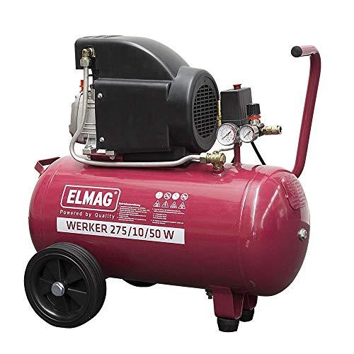 Elmag WERKER 275/10/50 W - Kompressor