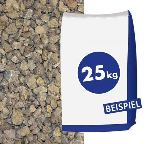 Kalksplitt Latte Macchiato 8-16 mm 25 kg