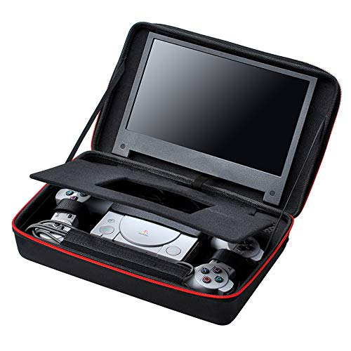 G-STORY 11.6 Inch FHD Gaming Monitor for PlayStation Classic(Console not Included), With Carrying Case
