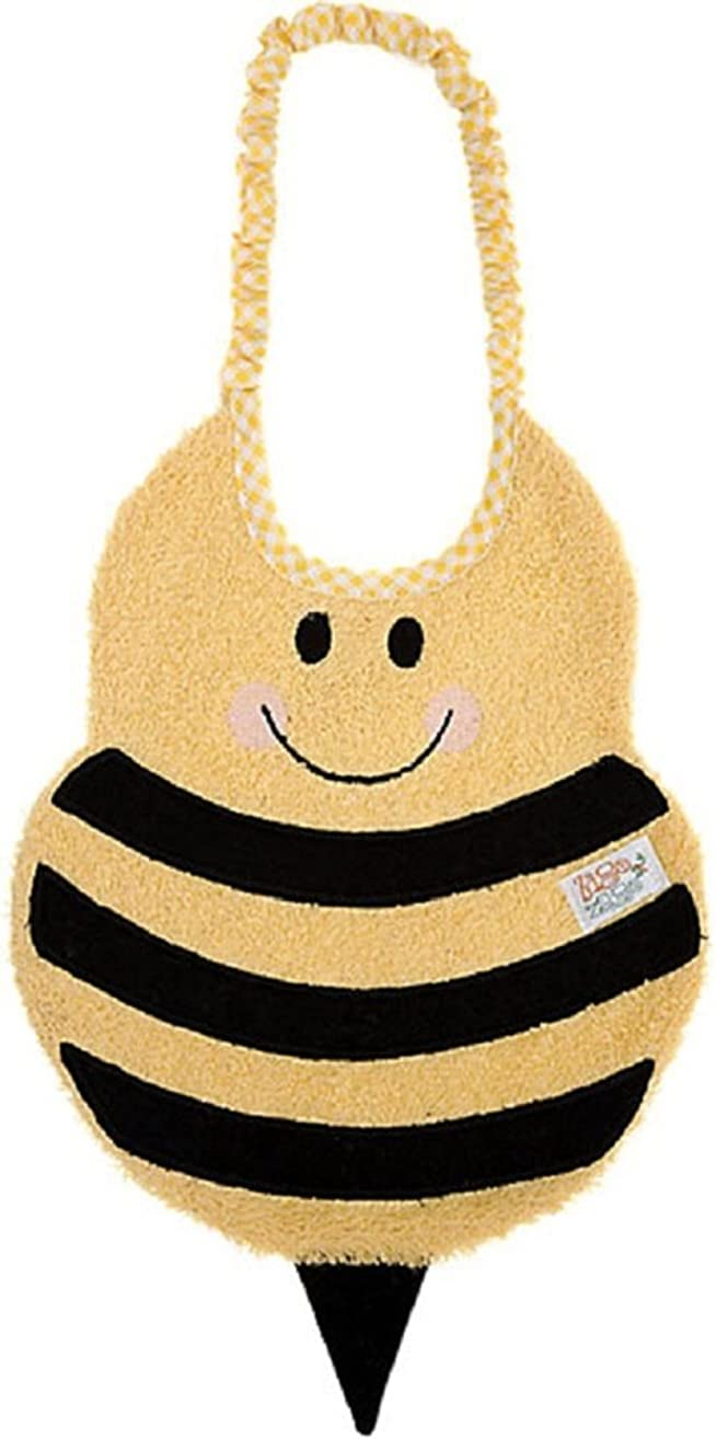 Zigozago - Baby Bib BEE - Tie: Elastic - One Size