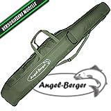 Angel-Berger Rutentasche Rutenfutteral viele Modelle (1 Fach 0.80m)