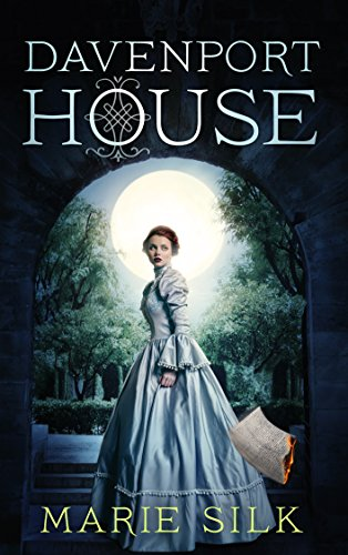 Book: Davenport House by Marie Silk
