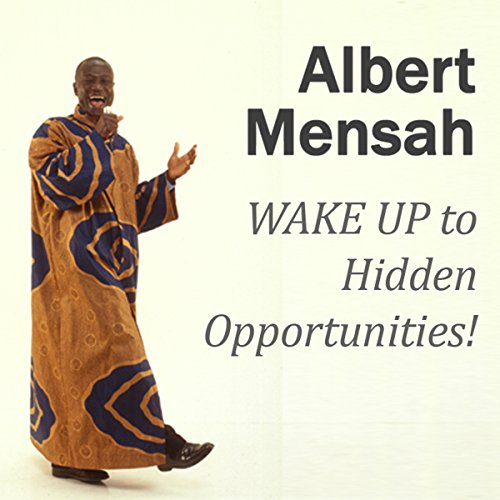 WAKE UP to Hidden Opportunities! audiobook cover art
