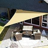W.Z.H.H.H Shade Sail Abri Soleil étanche Triangle extérieur Canopy...