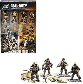 Mega Construx Call of Duty Desert Snipers vs Mercenaries