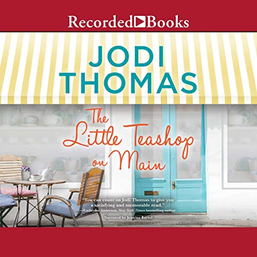 The Little Teashop on Main audiobook cover art