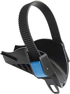 XLC Unisex - Loopfietshouder voor volwassenen, zwart, één maat