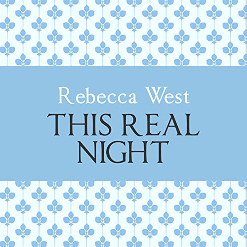 This Real Night audiobook cover art