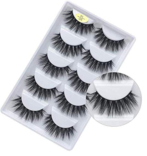 Magnetic Eyelashes 3D Upgraded Fiber Lashes
