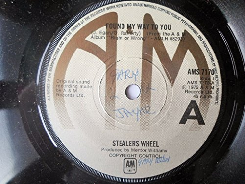 Stealers Wheel Found My Way To You 7