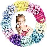 200pcs Hair Ties for Kids Hair Ties Toddler Girls Hair Ties for Girls ElasticHair Bands SmallHair Ties for Kids