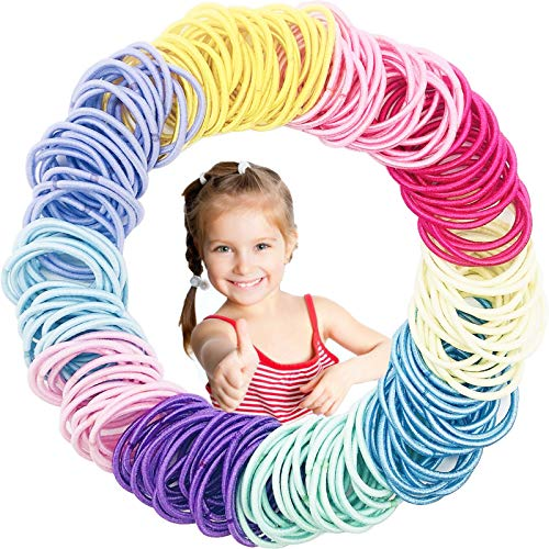 small hair ties for kids - 8