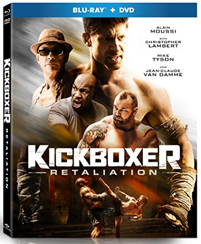 Kickboxer Retaliation [Blu-ray + DVD] New York