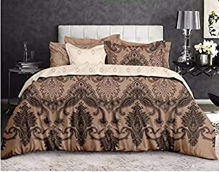 Six Pieces Cotton Quality Bedding Sets Duvet Covers Bed Sheets Comforter Cover