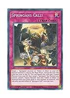 遊戯王 英語版 BLVO-EN068 Springans Call! スプリガンズ・コール! (ノーマル) 1st Edition