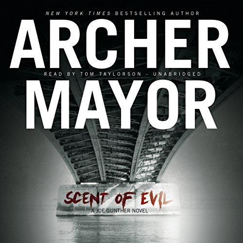 Scent of Evil audiobook cover art