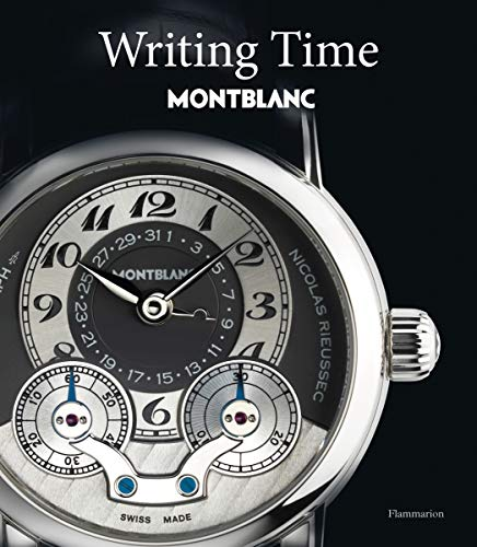 Writing Time: Montblanc (Langue anglaise)