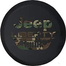 Spare Tire Cover (Fits: Jeep Wrangler Accessories, Camper, RV Accessories) Size 29 Inch