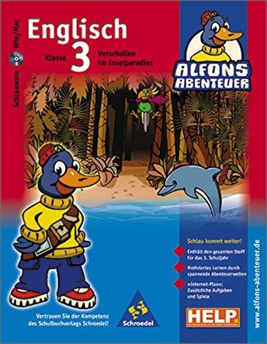 Alfons Abenteuer - Englisch 3 [import allemand]