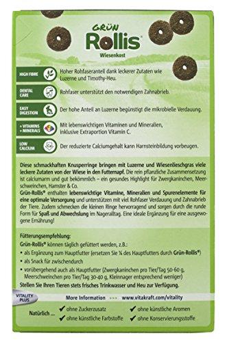Vitakraft Green Rollis - 500 g 2
