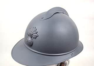 Chengxiang Replica WWI M1915 M15 France French Adrian Helmet Steel Soldier Type Infantry Helmet