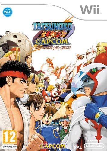 Tatsunoko Vs.Capcom:Ultimate All-St