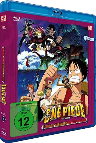 One Piece: Schloss Karakuris Metall-Soldaten - 7. Film - [Blu-ray]