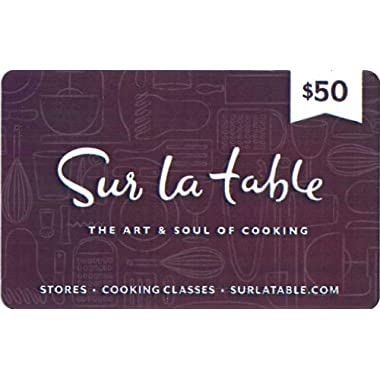 Sur La Table Gift Card $50