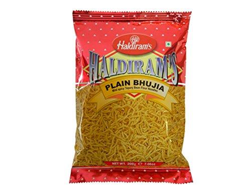 Haldiram''s Plain Bhujia - 200g