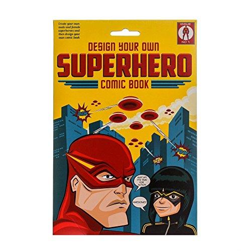 Clockwork Soldat Concevez votre propre héros de bande dessinée livre