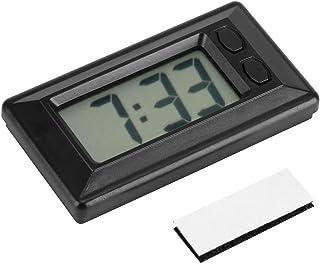 Beennex LCD Digital Table Car Dashboard Desk Electronic Clock Date Time Calendar Display